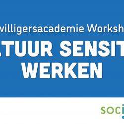 cultuur sensitief werken workshop